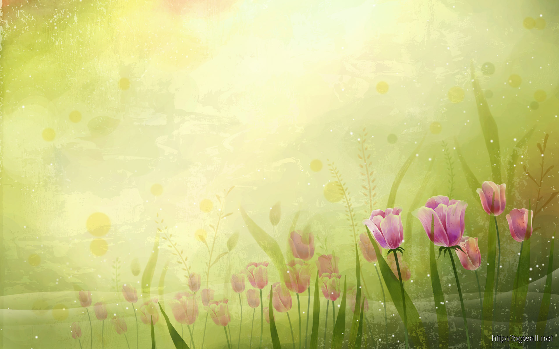 Beautiful-Art-Flowers-Wallpaper