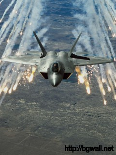 F22-Raptor-Airplane-Wallpaper