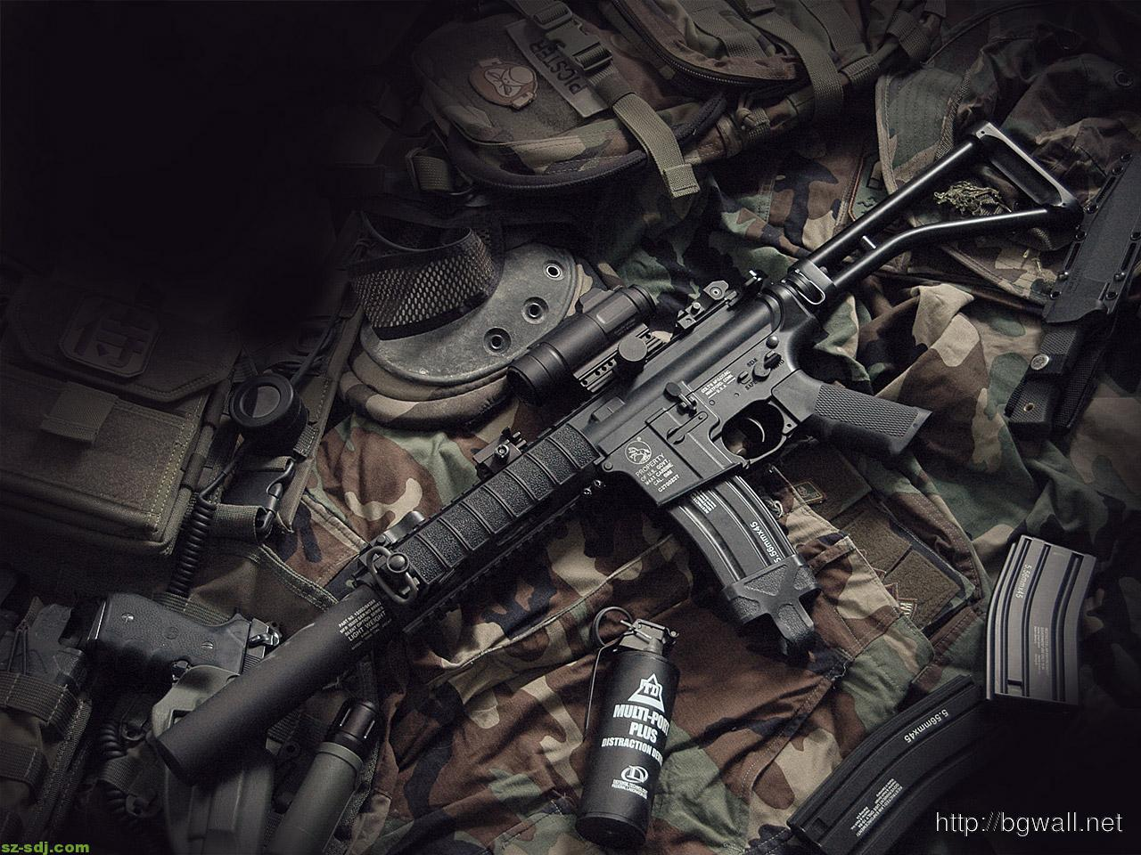 Full-Firearms-Airsoft-Guns-Wallpaper