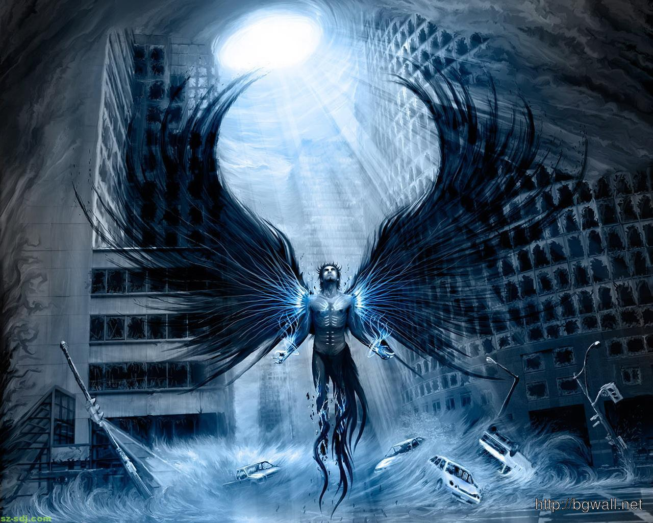 a-black-angel-hs-destroy-a-city-wallpaper-image-hd