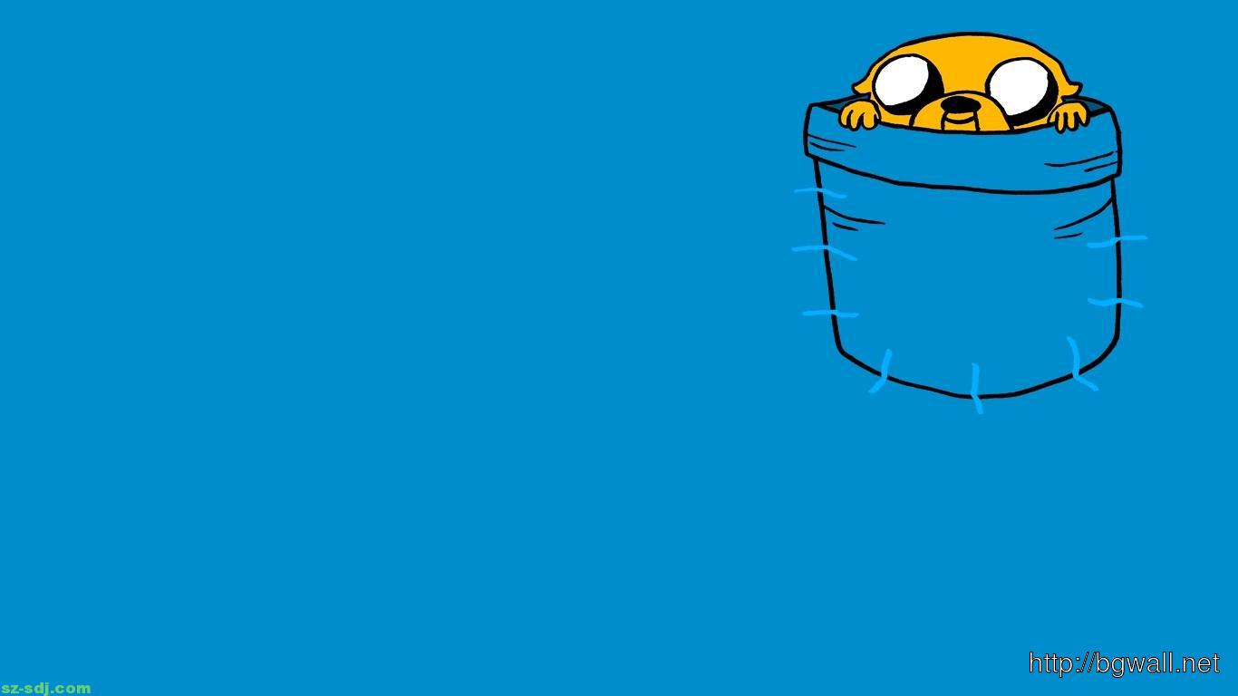 adventure-time-blue-background-wallpaper