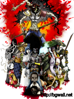 afro-samurai-character-anime-wallpaper