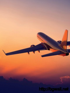 airplane-sunset-desktop-wallpaper