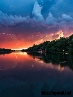 amazing-river-sunset-wallpaper-for-desktop
