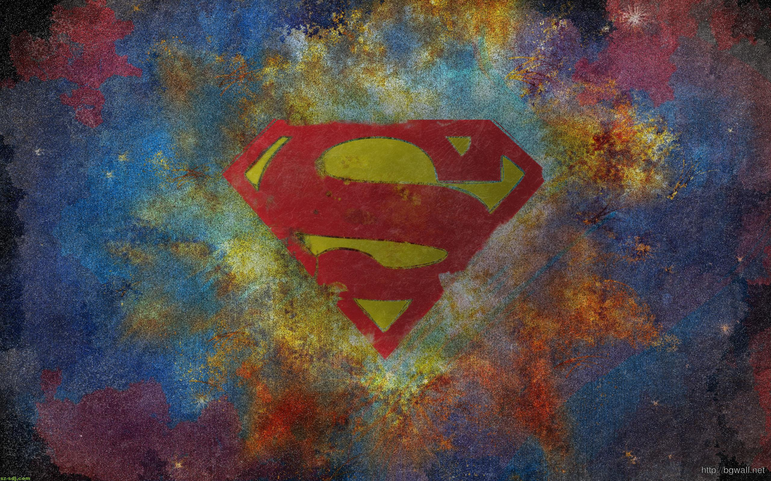 Amazing Superman Logo