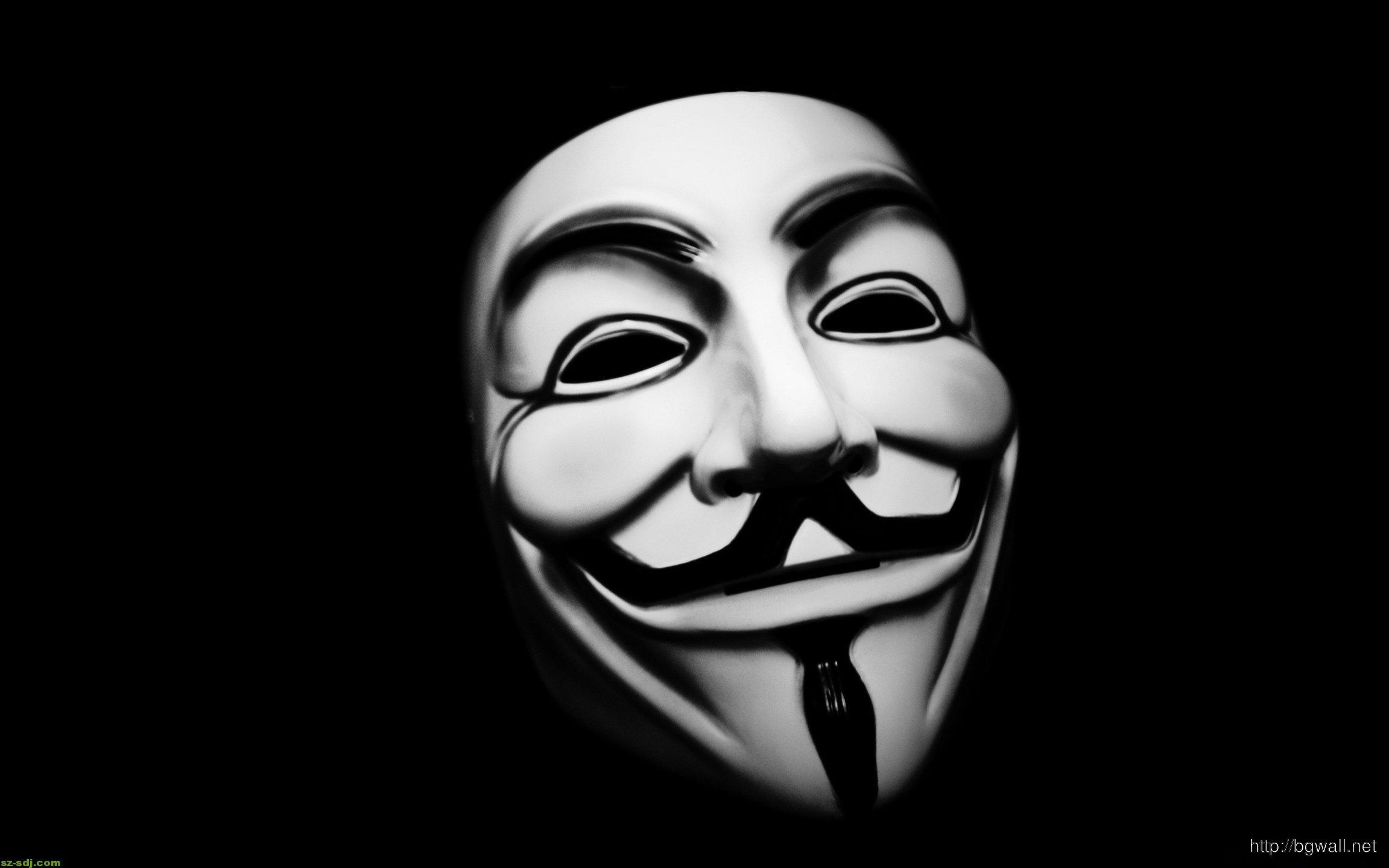 Anonymous Mask Wallpaper Image Background Wallpaper Hd