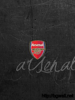 arsenal-logo-on-the-black-wall-wallpaper-widescreen-image-hd