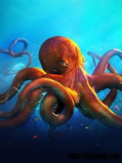 art-of-octopus-image-wallpaper