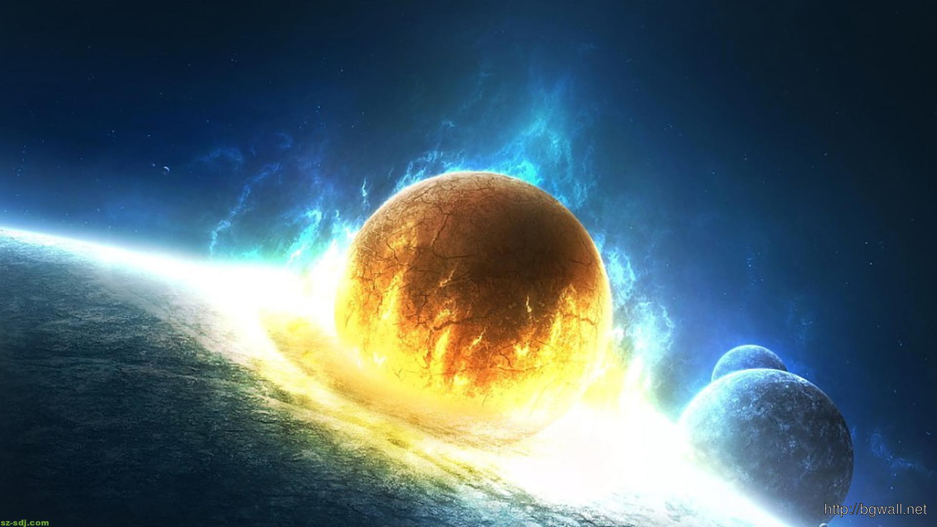 Asteroid Meteor Wallpaper High Definition Background