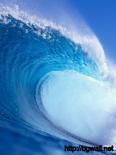 awesome-blue-waves-wallpaper