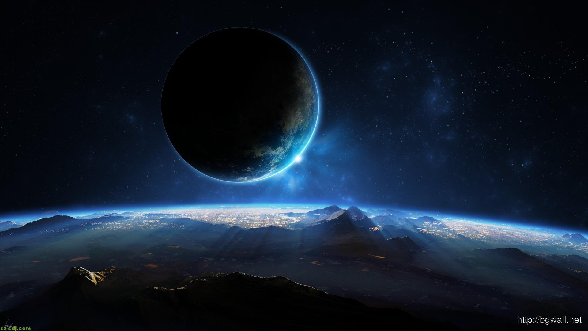 Awesome Earth Space Hd Wallpaper Background Wallpaper Hd