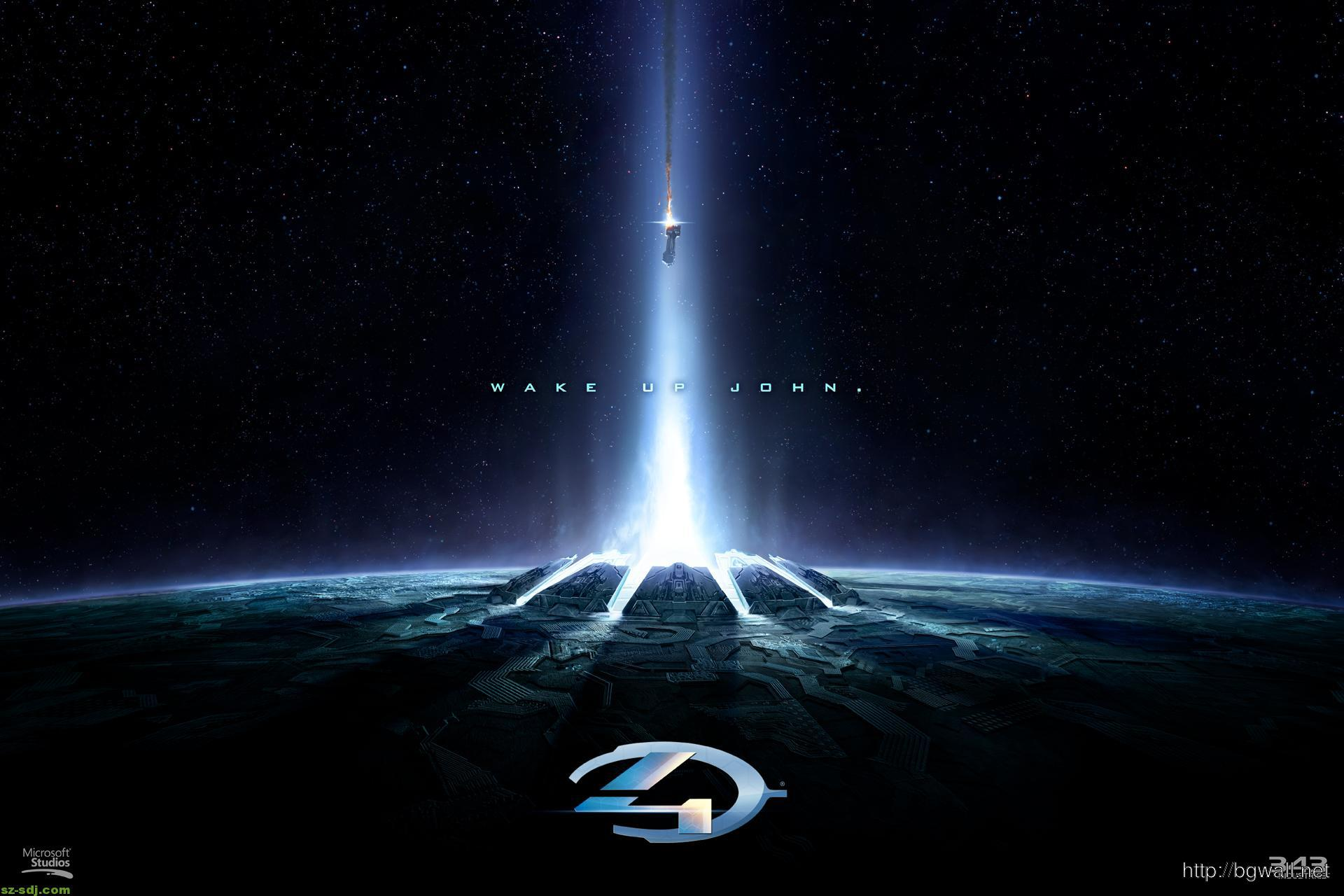 Awesome Halo 4 Wallpaper Download