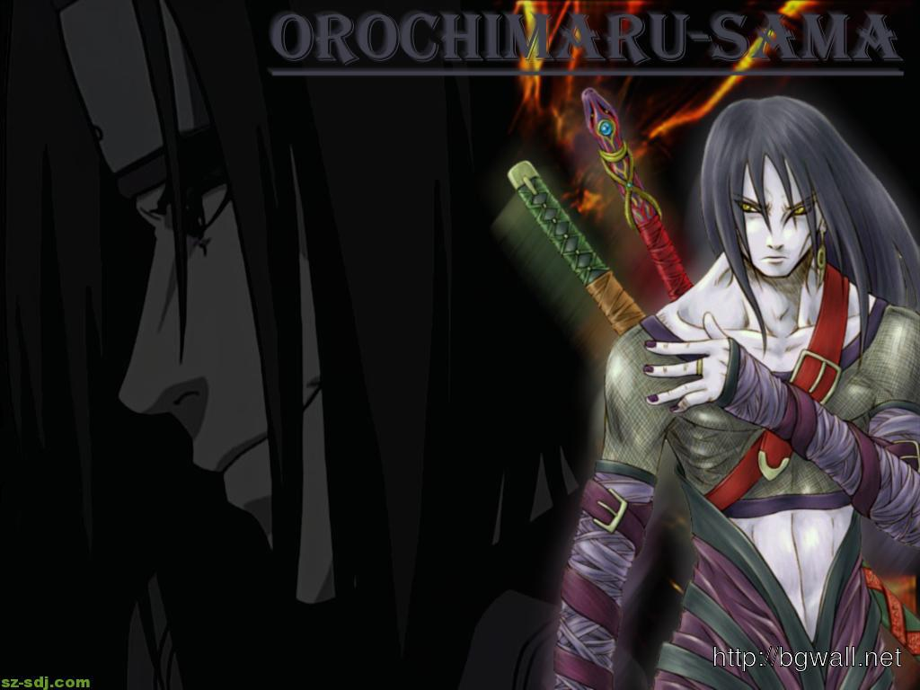 Awesome Orochimaru Des... Orochimaru Wallpaper Desktop