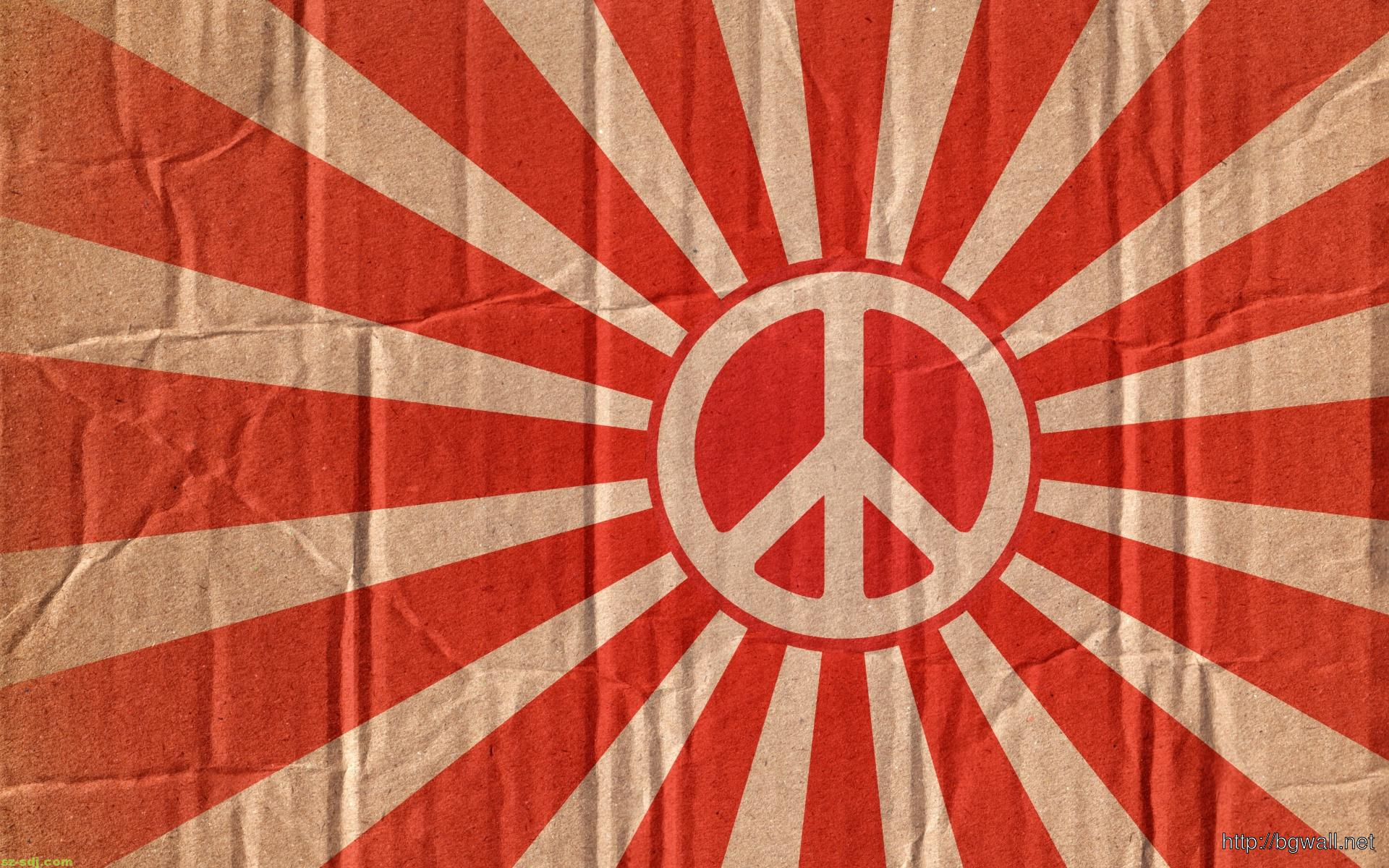 Awesome Peace Symbol Wallpaper Picture Background