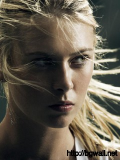 beautiful-maria-sharapova-face-wallpaper
