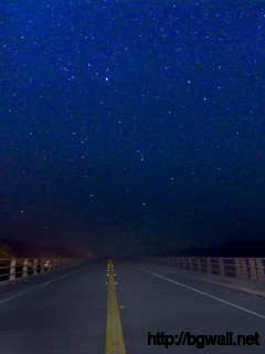 beautiful-stars-in-the-night-wallpaper