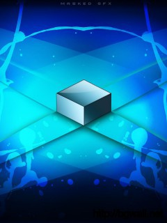best-blue-box-light-wallpaper-widescreen-image