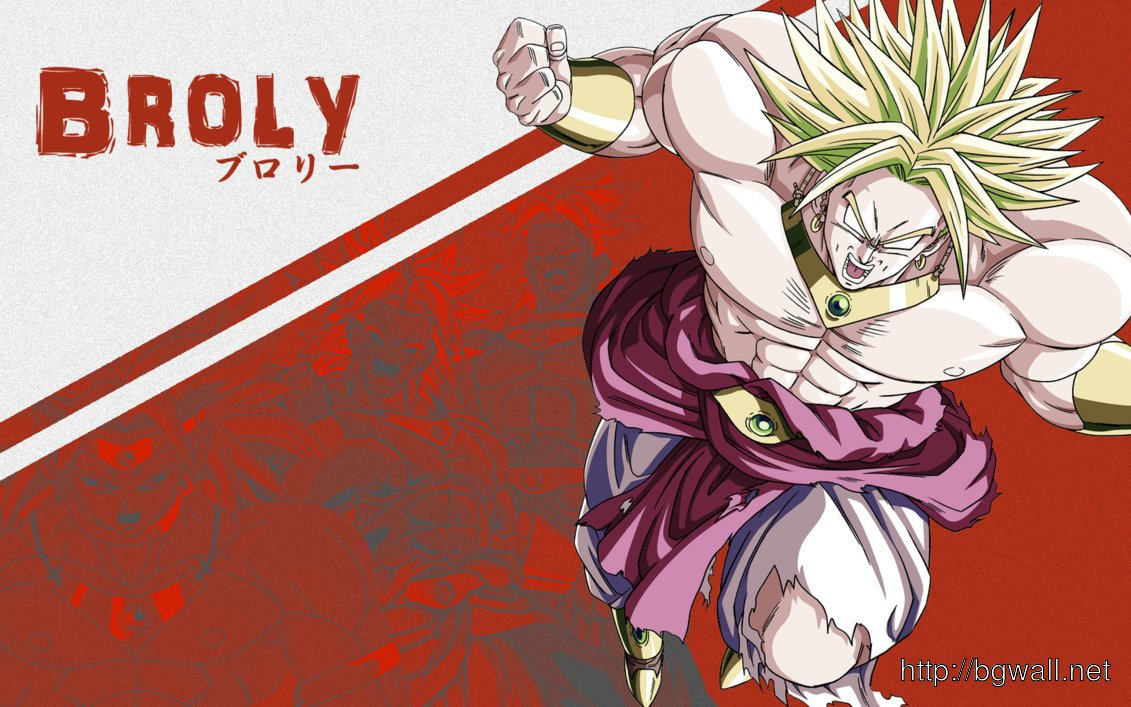 best-broly-dbz-desktop-wallpaper