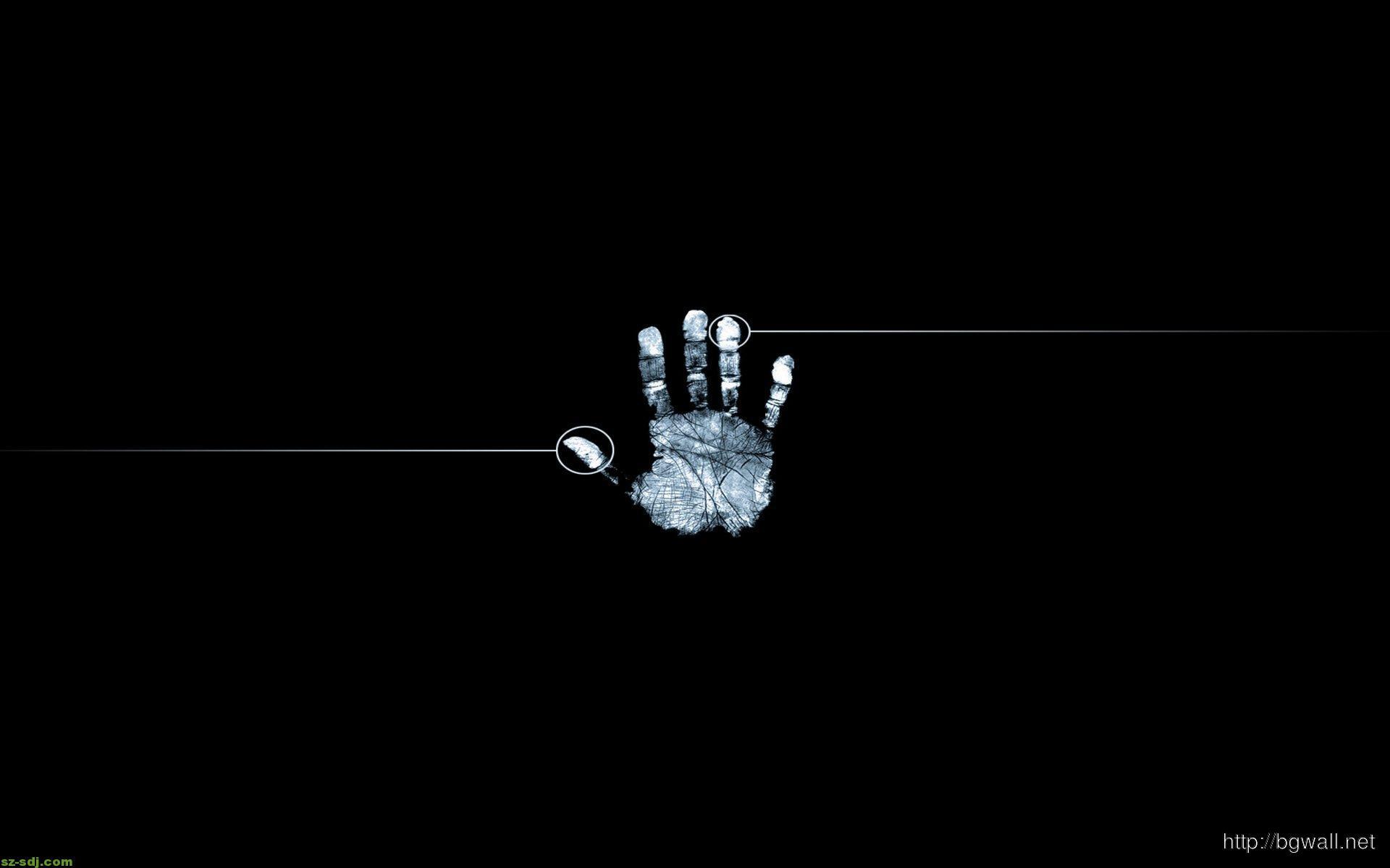 Best Hq Hand Finger Print Image Wallpaper Background Wallpaper HD