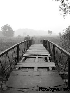 black-and-white-bridge-nature-wallpaper-computer