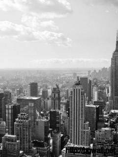 black-and-white-new-york-city-wallpaper-hd
