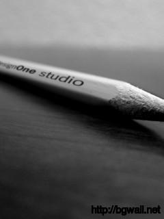 black-and-white-pencils-wallpaper-macro