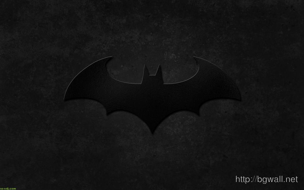 Black-batman-logo-wallpaper
