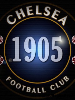 black-chelsea-logo-wallpaper-hd-image