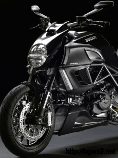 black-ducati-diavel-wallpaper-widescreen-image