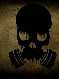 black-mask-wallpaper-hd