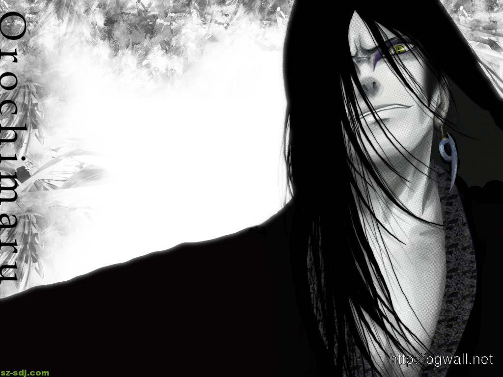 black-white-orochimaru-wallpaper
