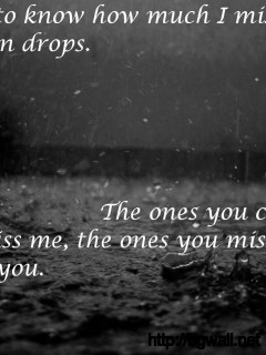 black-white-rain-quote-wallpaper