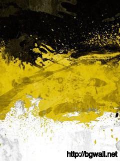 black-yellow-abstract-wallpaper