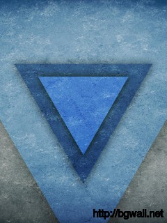 blue-art-triangle-wallpaper