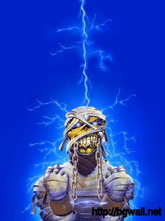blue-iron-maiden-cartoon-wallpaper