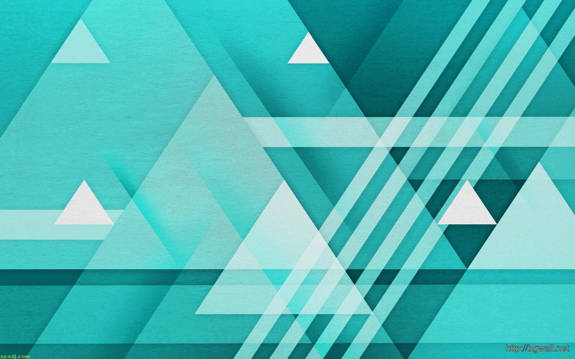 blue-triangle-retro-wallpaper-desktop-computer