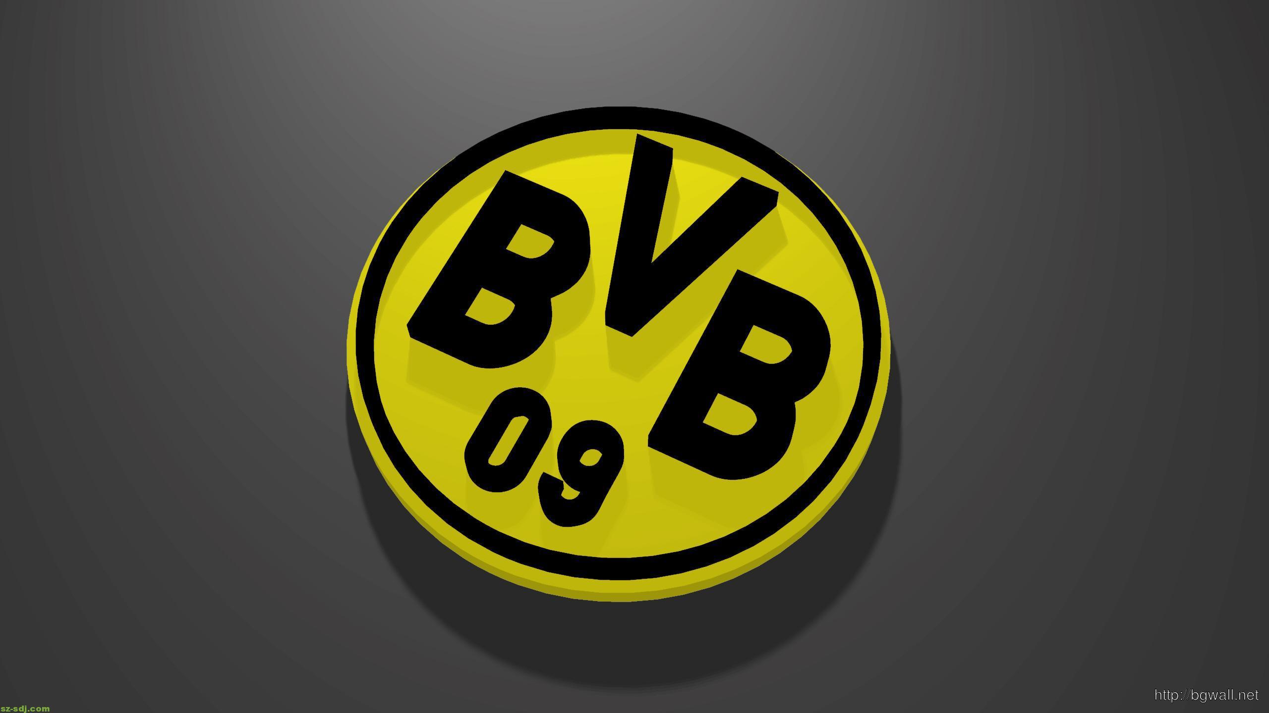 Borussia Dortmund 3d Wallpaper Widescreen Background Wallpaper Hd