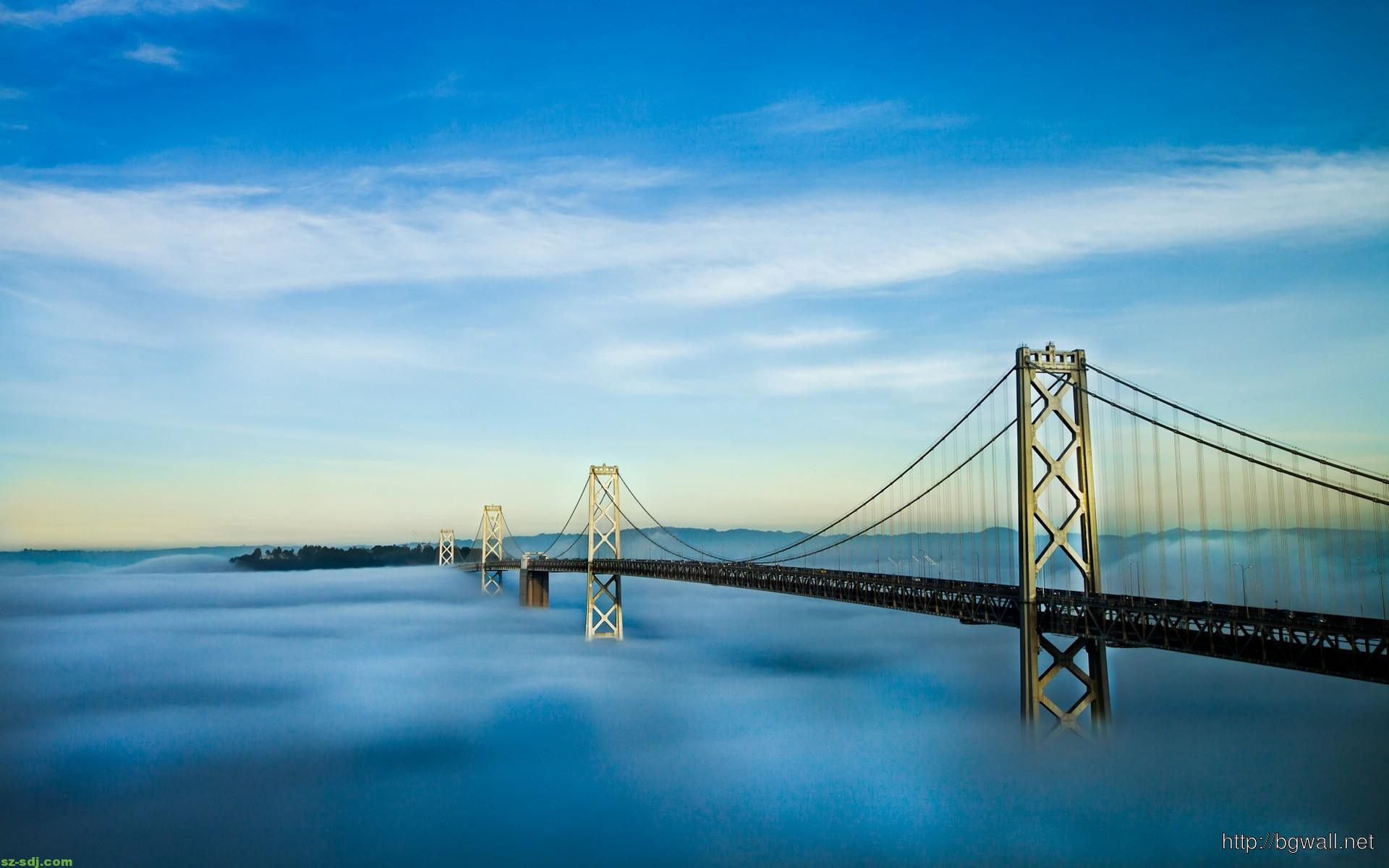 bridge-in-the-sky-wallpaper-desktop
