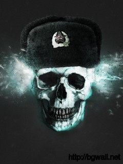 bullet-hit-skull-wallpaper-hd