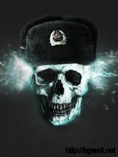 bullet-hit-skull-wallpaper-hd