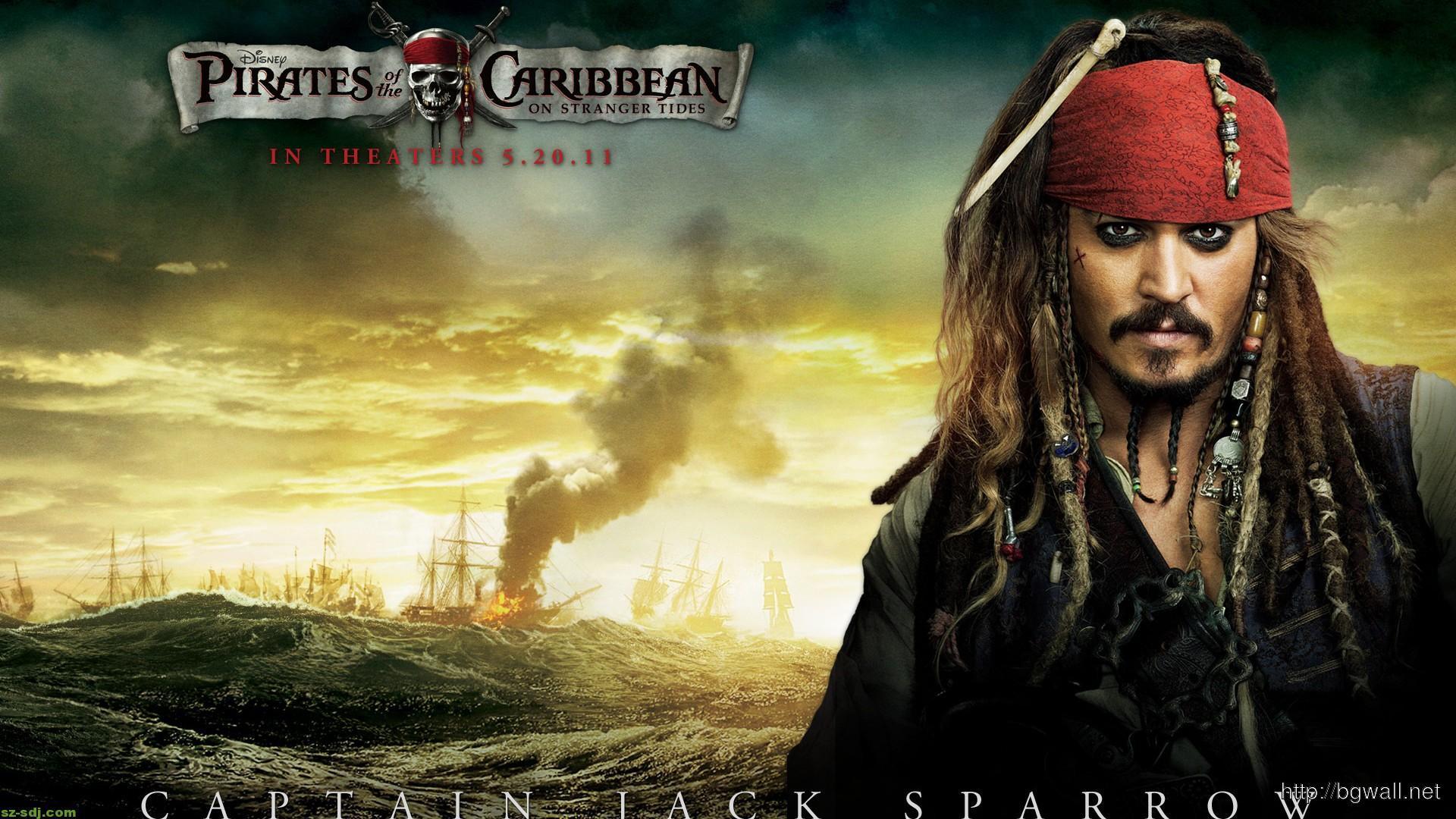 captain-jack-sparrow-pirates-of-caribbean-wallpaper