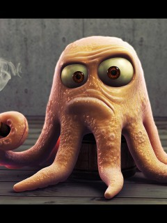 cartoon-octopus-funny-wallpaper