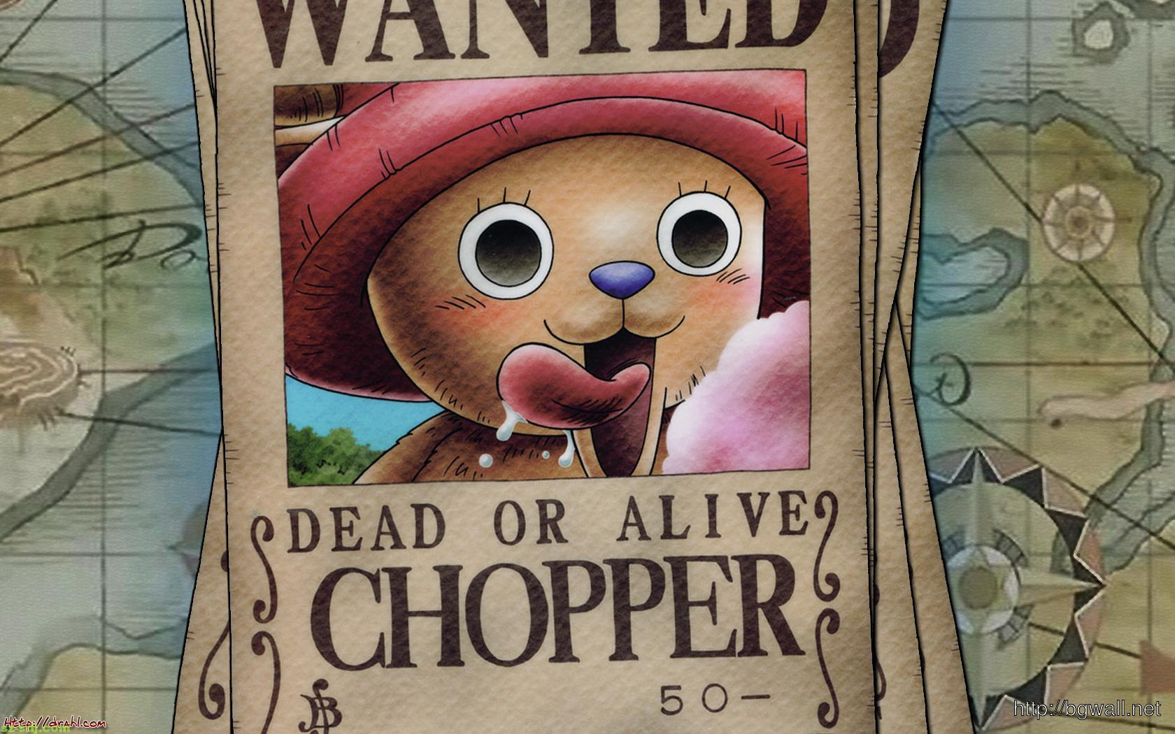 chopper-wanted-one-piece-wallpaper-anime-hd
