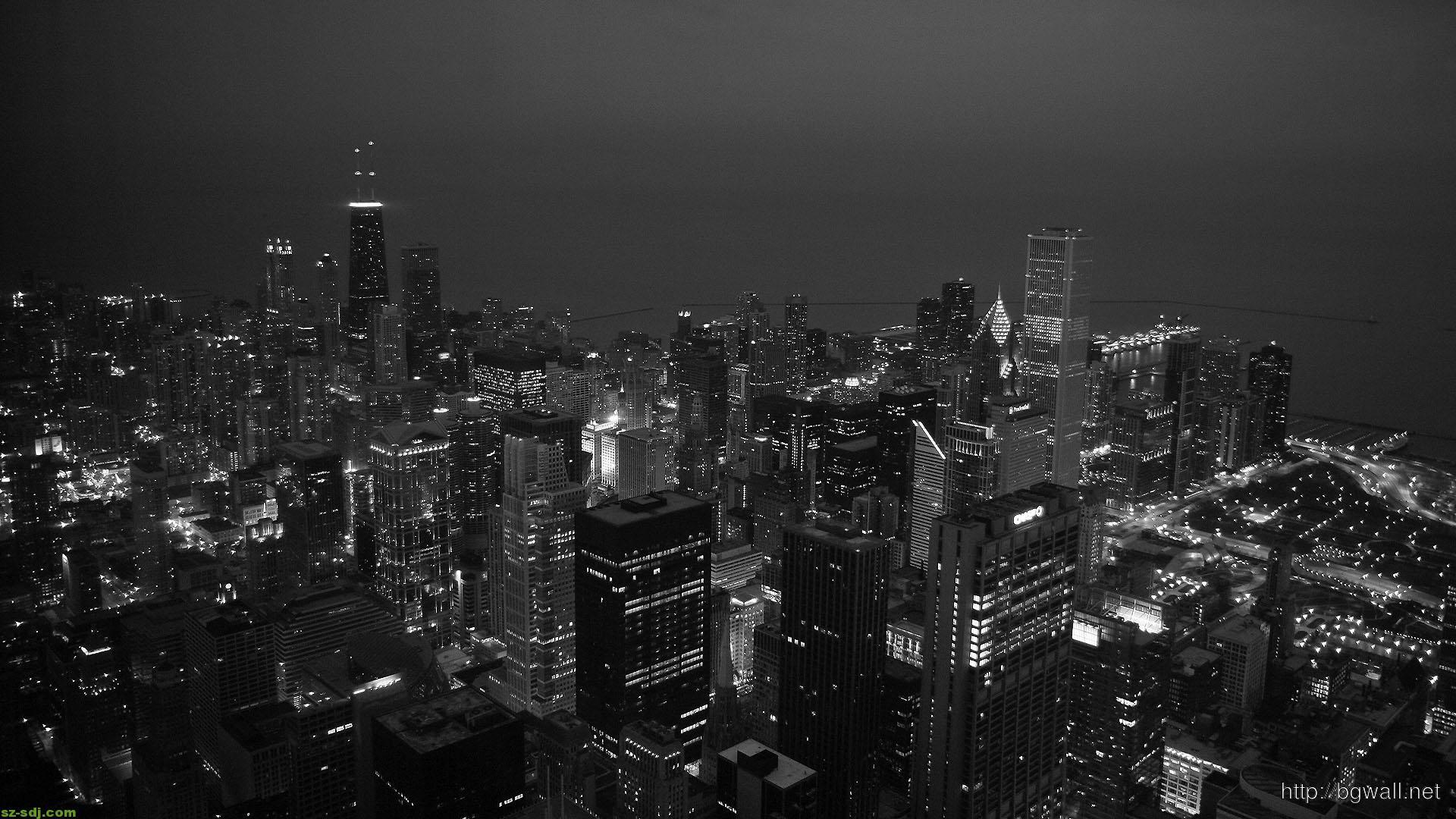 cityscape-black-and-white-wallpaper-picture