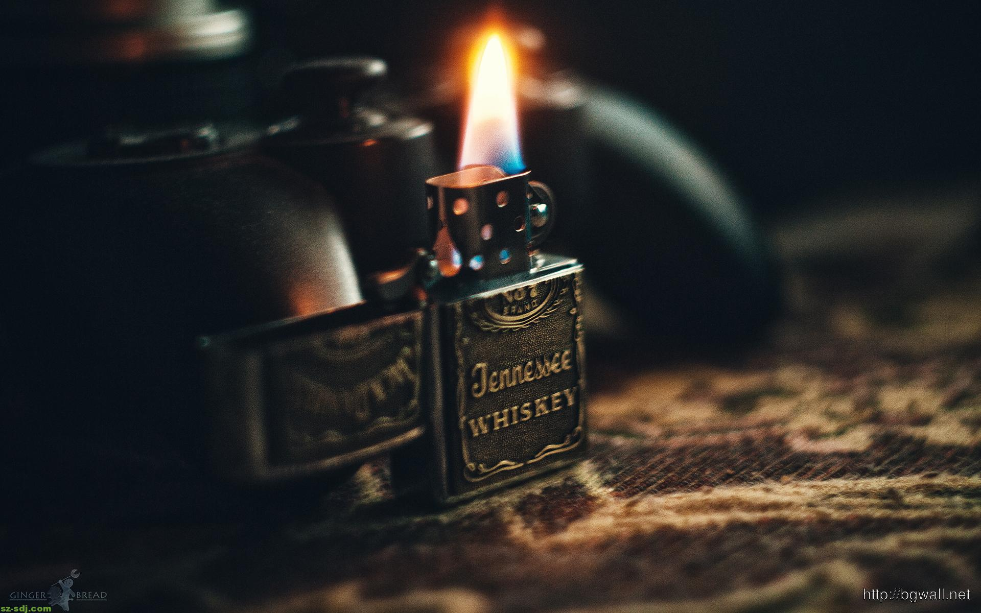 Classic Zippo Lighter Wallpaper Widescreen Desktop