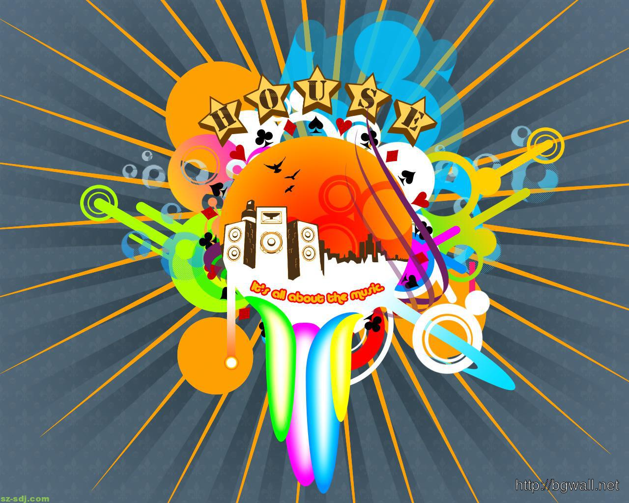 colorful-art-house-music-wallpaper