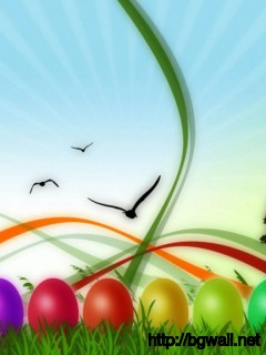 colorful-happy-easter-bunny-wallpaper