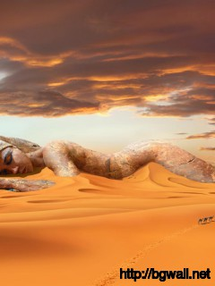 cool-art-desert-wallpaper