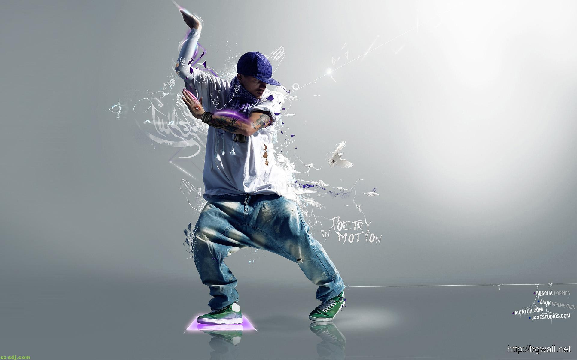 Cool Hip Hip Dance Wallpaper Widescreen