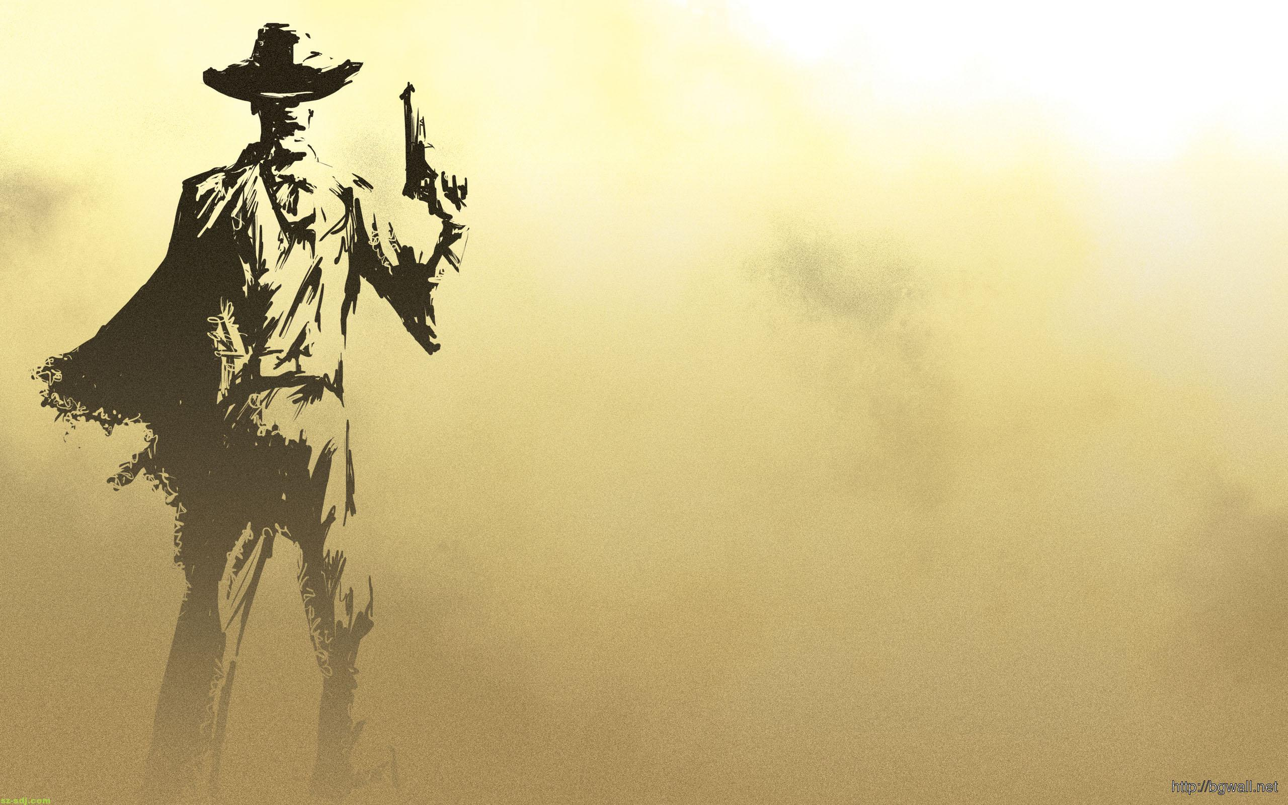 cowboy-art-wallpaper-high-resolution